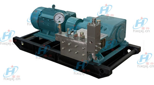 HX-1228GD Type high pressure cleaning equipment