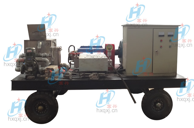 HX-80150YD Type High pressure cleaning equipment