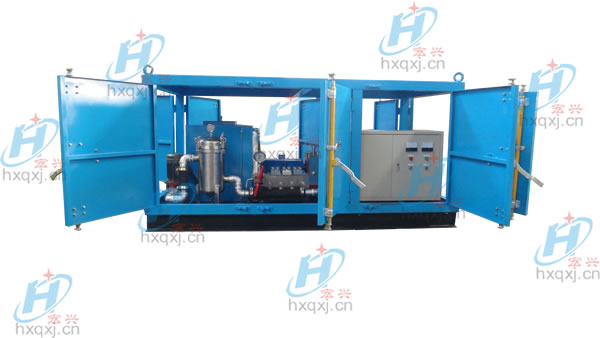 HX-5070GDF Type high pressure cleaning equipment