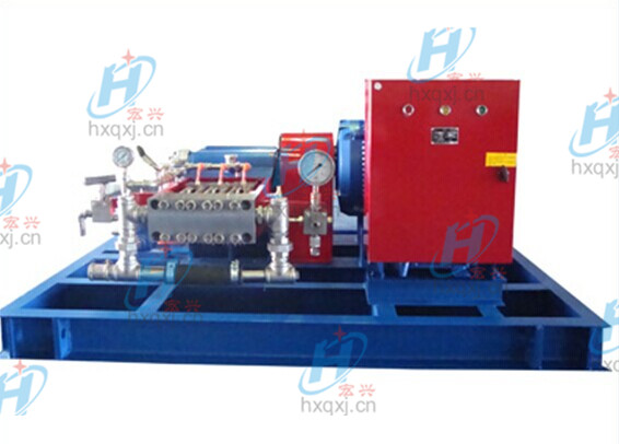 HX-2503GD Type UHP cleaning equipment